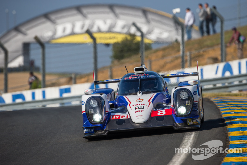 Le Mans testing wrapup: 54 cars, 24,000 fans, Toyota on top