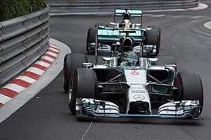 Formula 1 Breaking news Mercedes drivers say Monaco 'war' over now