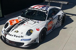 WeatherTech Racing ready for Le Mans