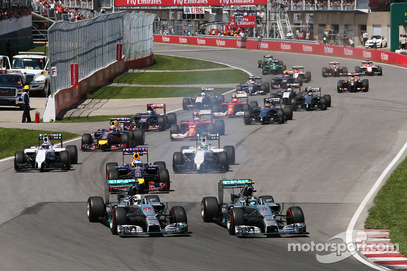 F1 suffering global TV ratings decline - report