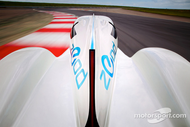 Nissan ZEOD RC: Look, no mirrors!
