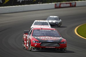 Going the distance: Wrapping up Keselowski's Pocono conundrum
