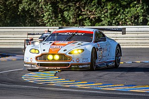 Le Mans Qualifying report Young Driver AMR qualifies third at Le Mans