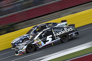 Chevy NSCS at Michigan One: Kasey Kahne press conference