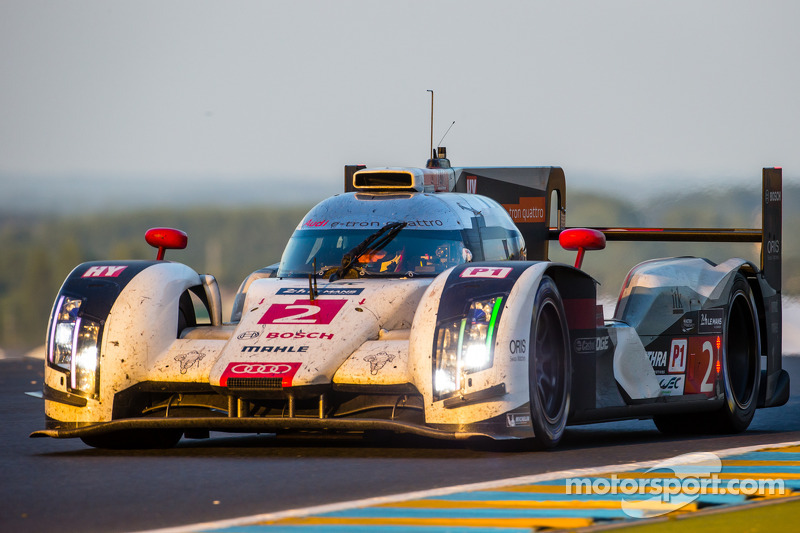 Le Mans Live: Non-stop text, photo, and video updates