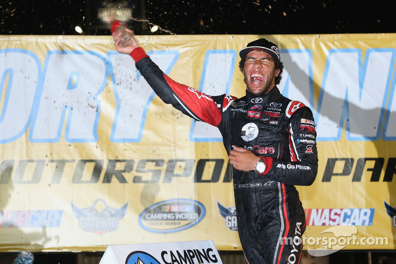 Bubba shines in trucks return to Gateway