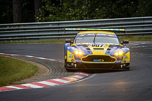 Endurance Qualifying report Top ten qualifying for Aston Martin at the Nürburgring