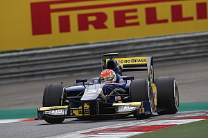 GP2 Race report Nasr charges to Austrian victory
