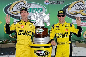 NASCAR Sprint Cup Preview Can Kenseth rekindle his 2013 magic at Kentucky?
