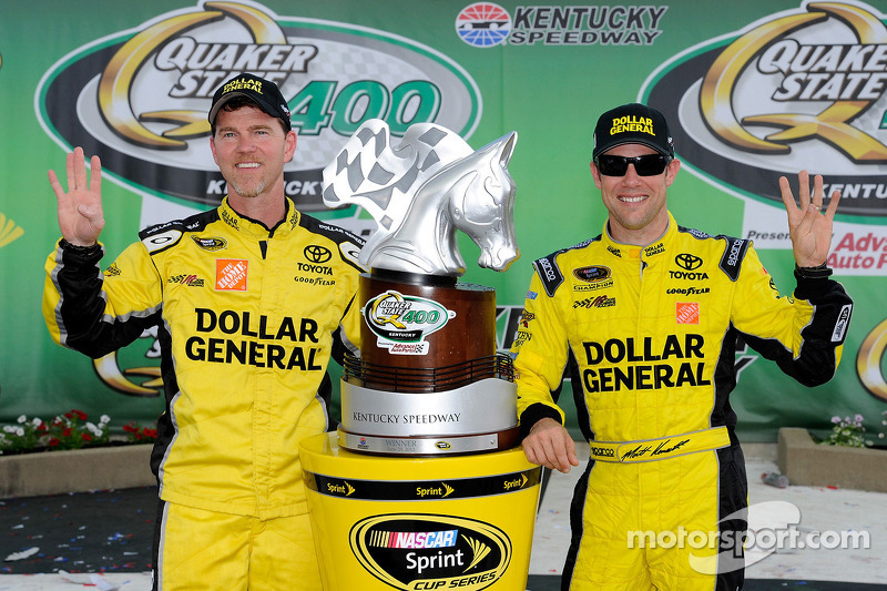 Can Kenseth rekindle his 2013 magic at Kentucky?