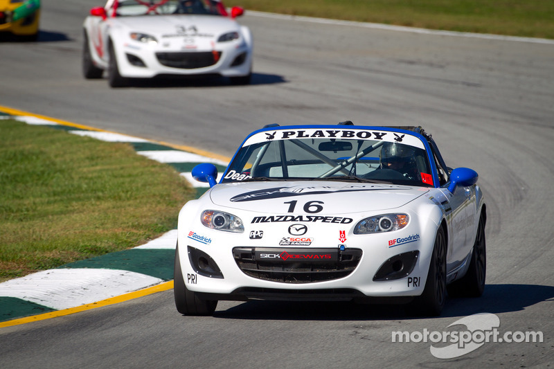 Koch, Dean, Cooper fastest Miatas in Houston