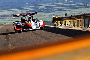 Hillclimb Breaking news Pikes Peak: Romain Dumas wins the race to the clouds