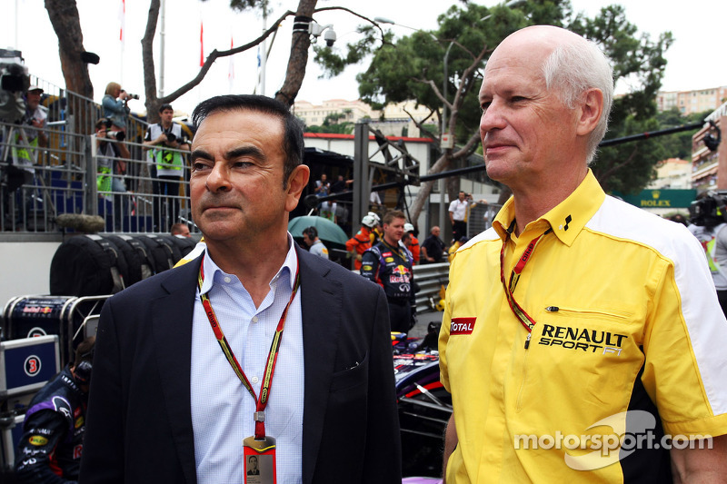 Appointments at Renault Sport F1