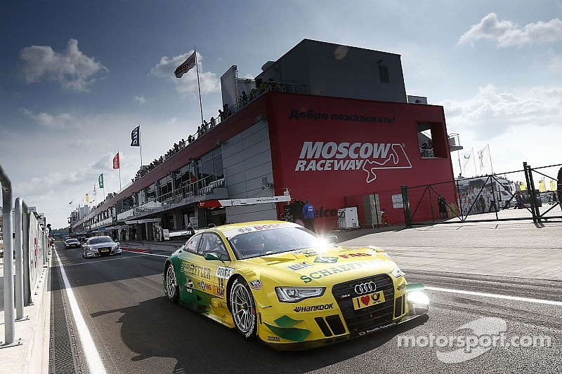 DTM heads to Russia this weekend