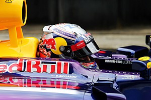 Red Bull ready for the German GP
