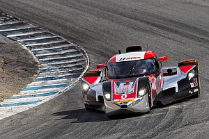 IMSA Practice report DeltaWing Team withdraws from Mobil 1 SportsCar GP