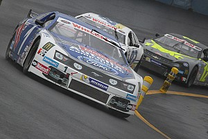 NASCAR Race report Garcia, Villarino battle to the end at Nurburgring NASCAR Euro race