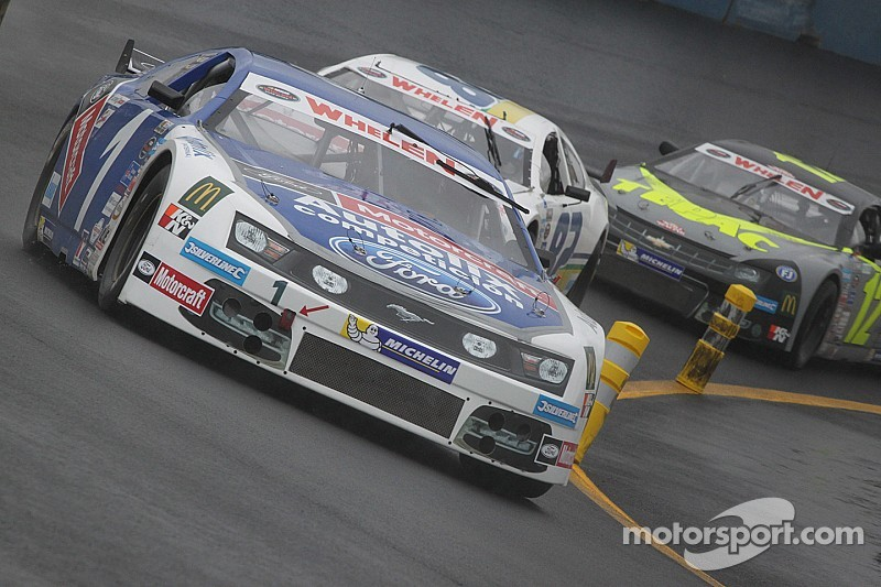 Garcia, Villarino battle to the end at Nurburgring NASCAR Euro race