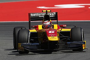 GP2 Race report Coletti gambles for sprint victory