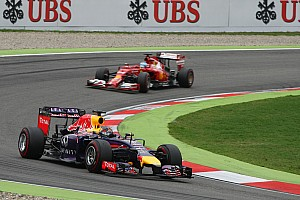 Formula 1 Race report Red Bull: An exciting Grand Prix in Germany