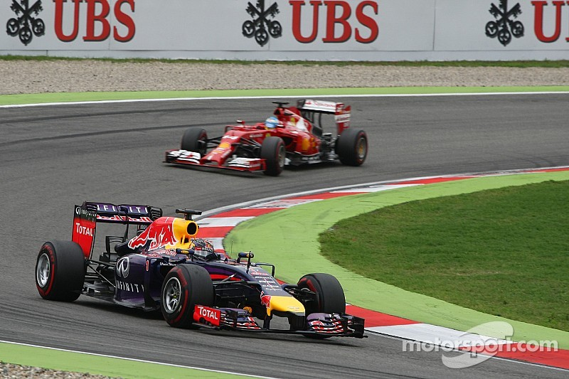 Red Bull: An exciting Grand Prix in Germany