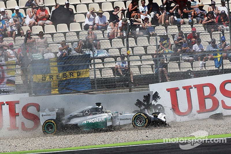Mercedes sticking with Brembo despite failure