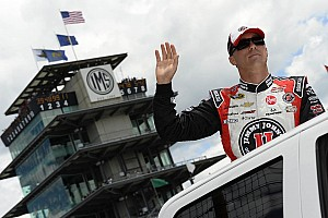 NASCAR Sprint Cup Qualifying report Kevin Harvick sets a new qualifying record for the Brickyard 400