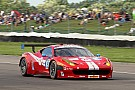 Scuderia Corsa kisses the Bricks at Indianapolis