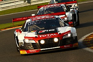 Blancpain Endurance Race report Third Audi victory in Spa 24 Hours