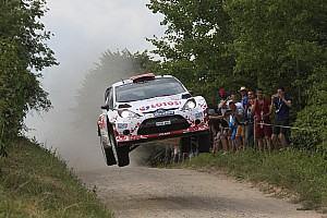 Kubica takes to the Gravel Grand Prix
