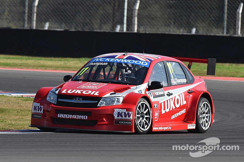 Momentous day as LADA claims maiden WTCC podium in Argentina