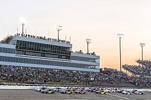 NASCAR XFINITY Breaking news NASCAR penalizes Rick Ware Racing