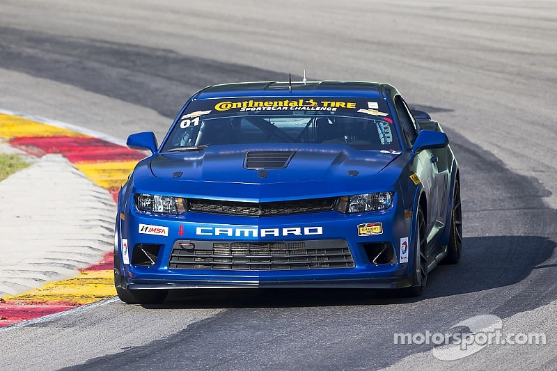 Aschenbach, Borcheller win in Continental Tire Challenge