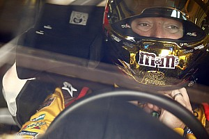NASCAR Sprint Cup Race report Kyle Busch's anger gets the best of him at Watkins Glen