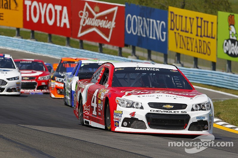 A heavy load: NASCAR fines Kevin Harvick's team