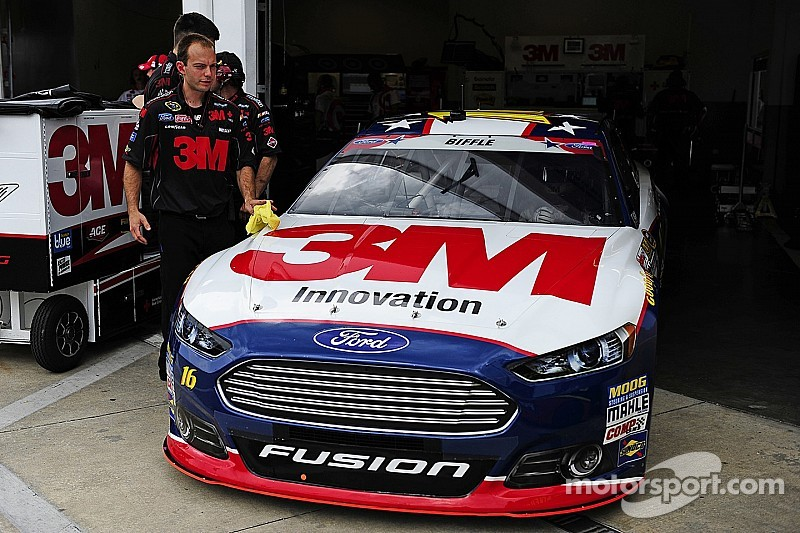 Roush-Fenway on the verge of signing new sponsor for Biffle
