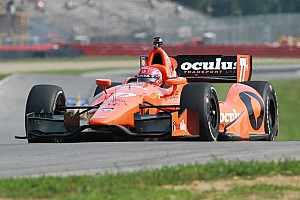 Pagenaud ready to go for IndyCar series crown