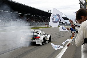 DTM Race report Marco Wittmann scores fourth season win at the Nürburgring