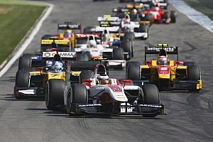 GP2 is back to action this weekend at Spa after a month's break
