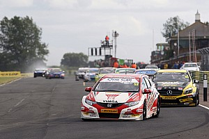 BTCC Preview BTCC blasts across iconic Forth Road Bridge