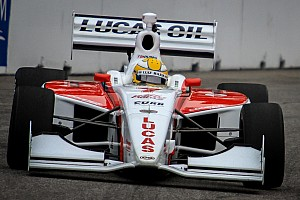 Indy Lights Practice report Indy Lights Sonoma Thursday notebook