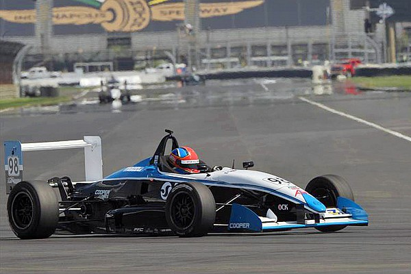 USF2000 Sonoma Friday qualifying and practice recap