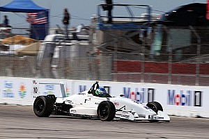USF2000 Race report USF2000 Championship goes down to the wire