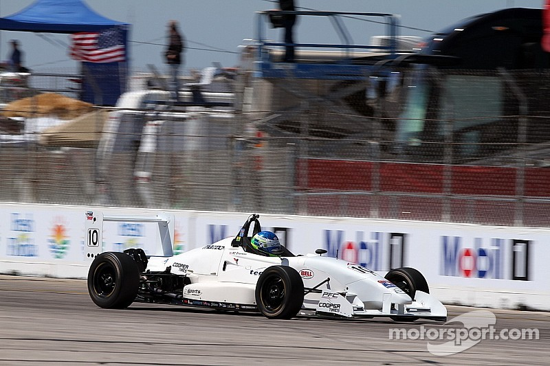 USF2000 Championship goes down to the wire