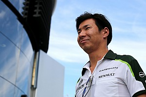 Caterham could replace Kobayashi with another new driver at Monza