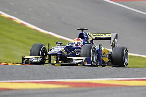 GP2 Race report Nasr storms to sprint victory