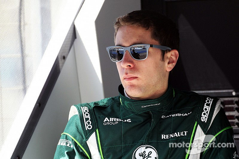 Frijns to cut ties with Caterham