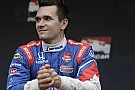 Aleshin suffers violent airborne wreck into catch fence at Fontana - Practice cancelled