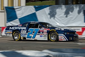 NASCAR Canada Qualifying report Record day for Ranger in NASCAR Canadian Tire qualifying