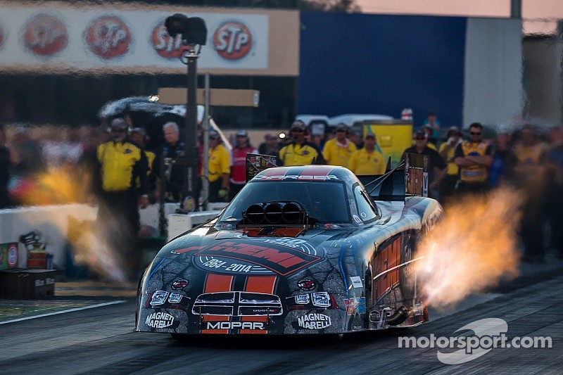 DSR sweeps Mello Yello No. 1 spots for NHRA U.S. Nationals